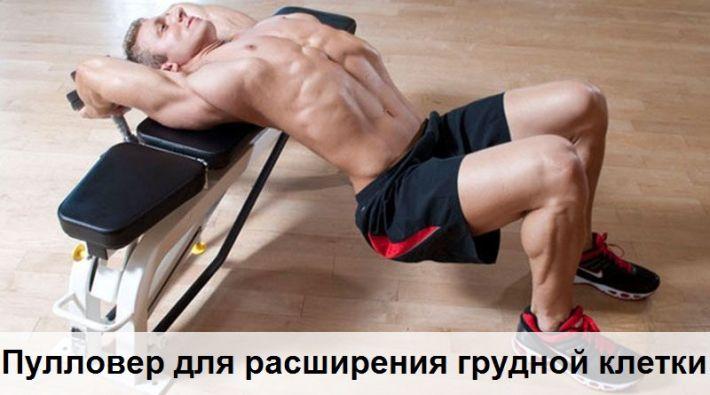 магазин упражнения для расширения грудной клетки толщине материала независимо