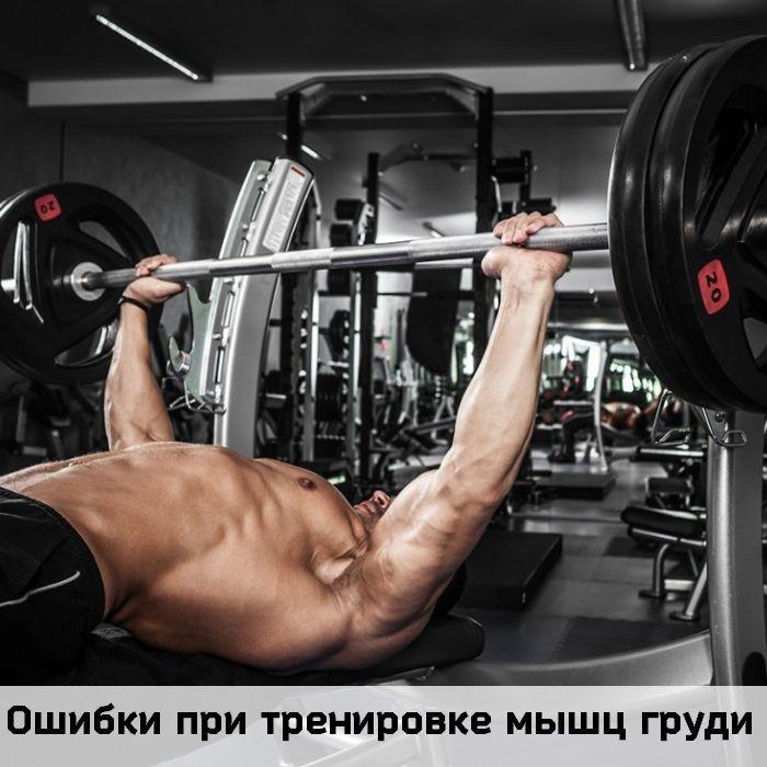 мышц груди